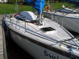Jacht Twister 800 N