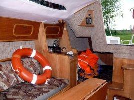 Jacht Twister 800